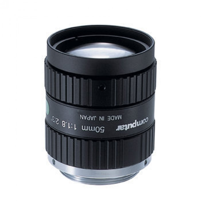 M5018-MP2, Computar Monofocal Lenses / Machine Vision Lenses