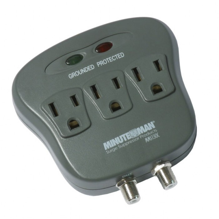 MMS130C, Minuteman Surge Suppressors
