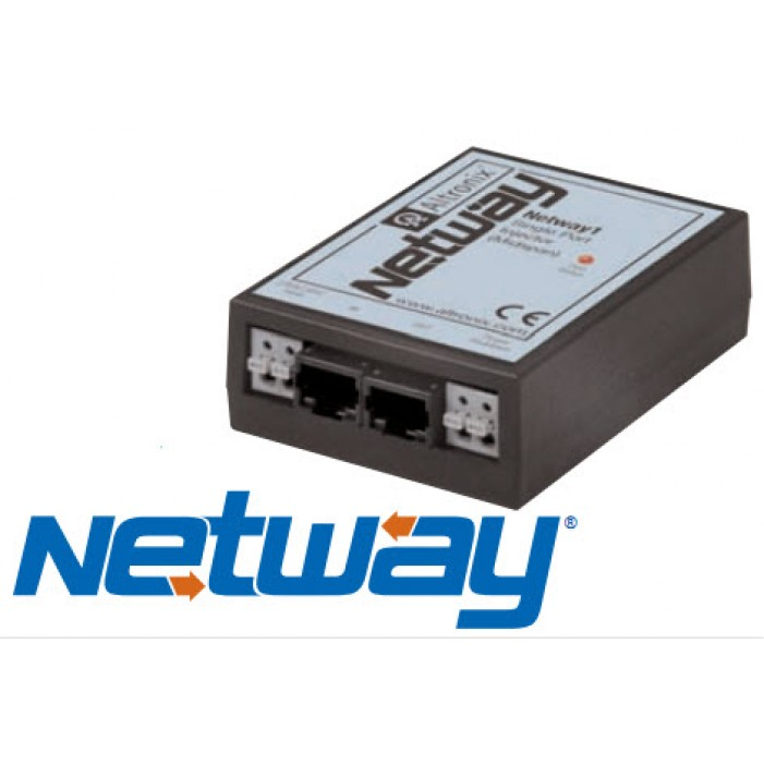 NetWay1, Altronix Power over Ethernet / PoE Midspans