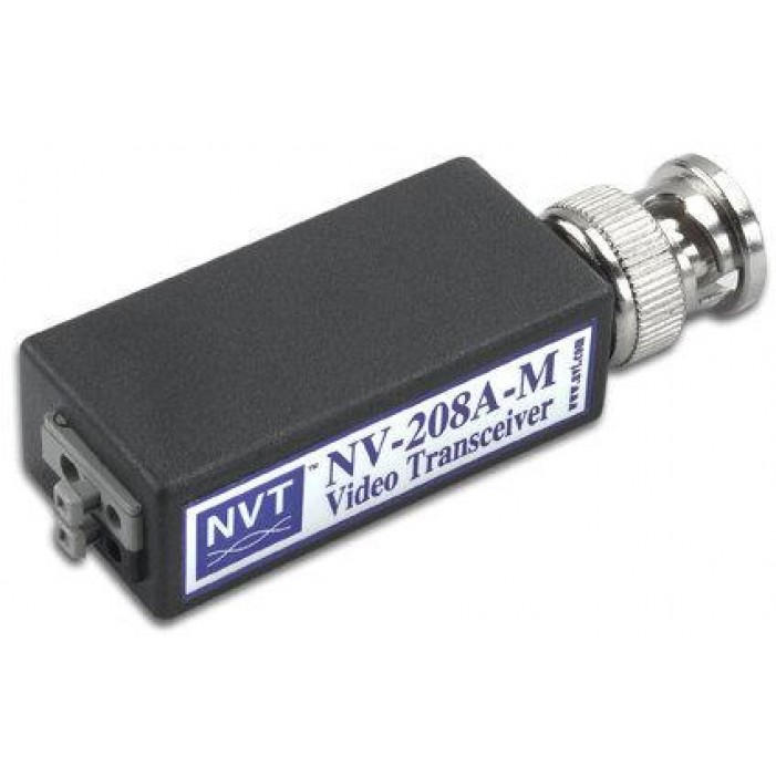 NV-208A-M, NVT Twisted Pair Product