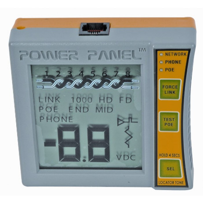 Byte Brothers POE1000IL Power Panel