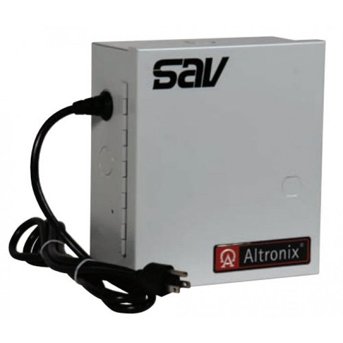 Sav4D, Altronix Power Supplies