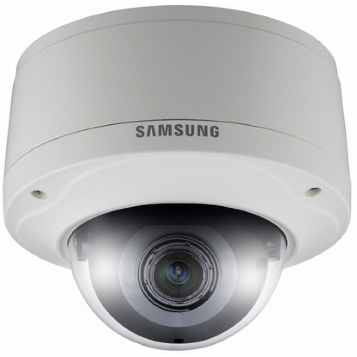 SNV-7080, Samsung Security IP Dome Camera