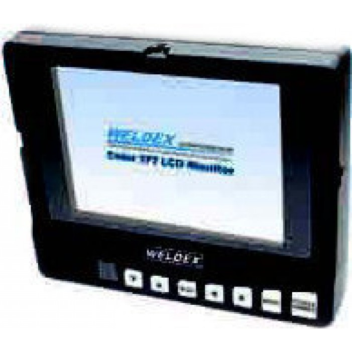 WDL-5001M, Weldex LCD Test Monitors