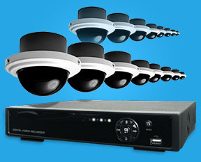 security camera network