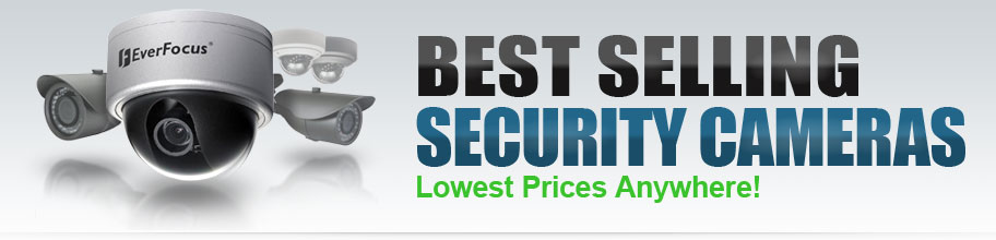 Best Selling Security Cameras