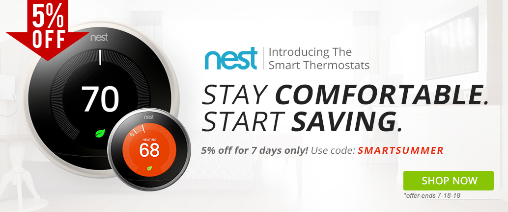 Nest 7 Day Sale