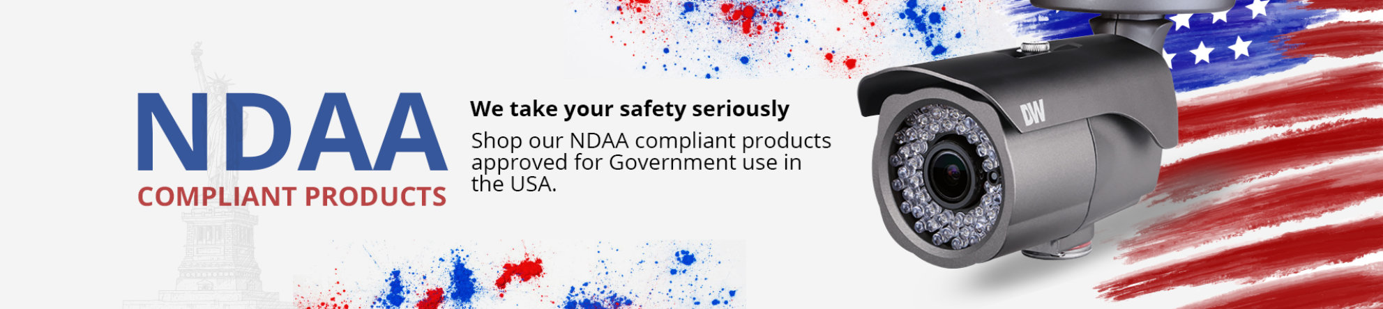 NDAA Compliant Products