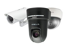 Network Security Cameras